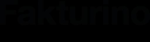 logotyp svart fakturino